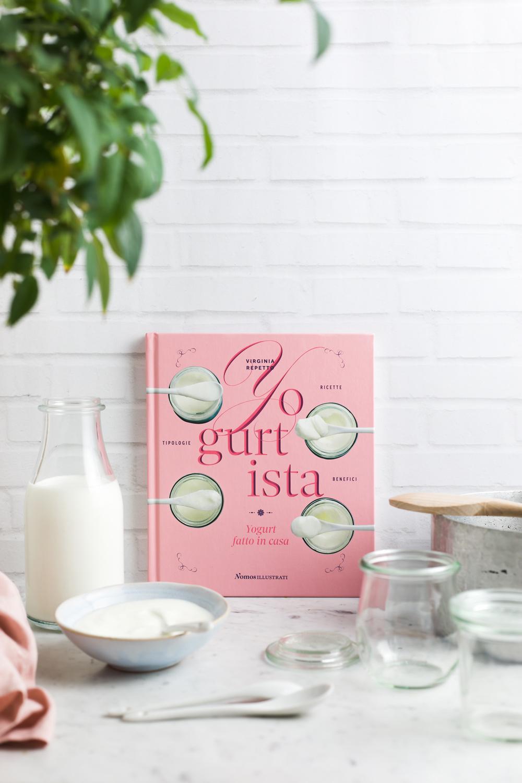 Yogurtista - yogurt fatto in casa copertina