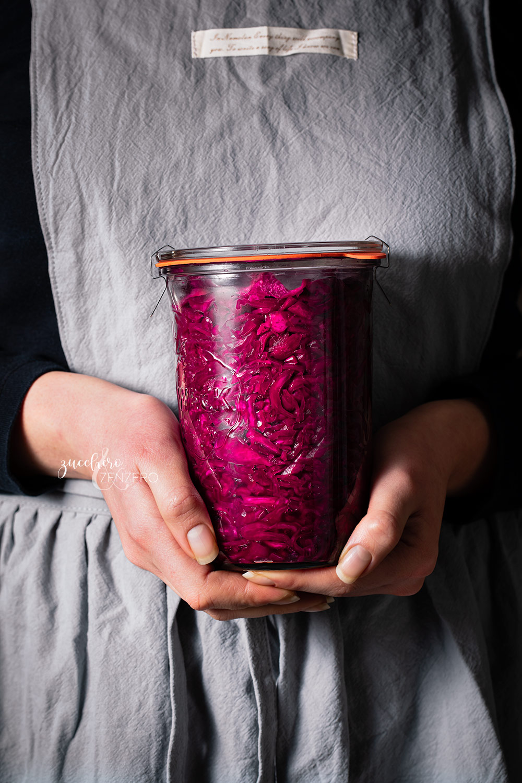 Sauerkraut (o crauti)
