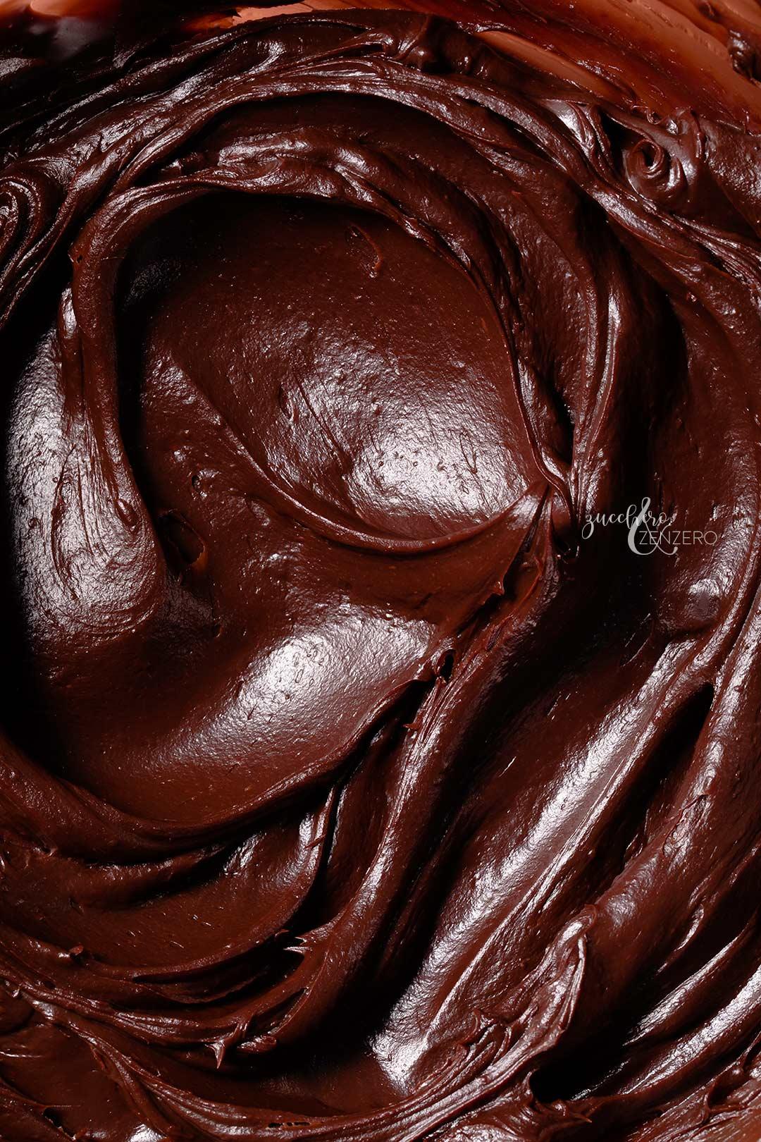 Tartufi al cioccolato - ganache